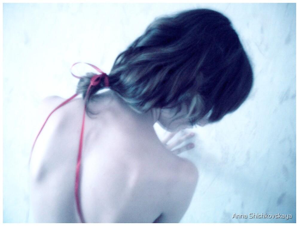 tapes... on me...  by Anna Shishkovskaya