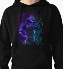 EPIC Fortnite Battle Royale Raven T Shirt Pullover Hoodie