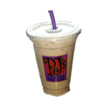 PJ'S ICED COFFEE PJ'S NEW ORLEANS MANDEVILLE HAMMOND BATON ROUGE by KOTTNKANDY