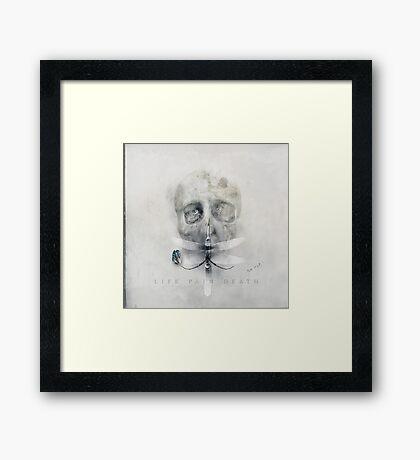 No Title 112 Framed Print