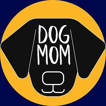 Dog Mom by Lightfield