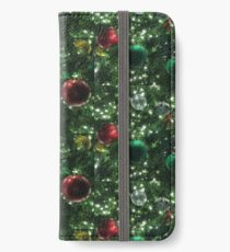 Christmas Baubles iPhone Wallet/Case/Skin