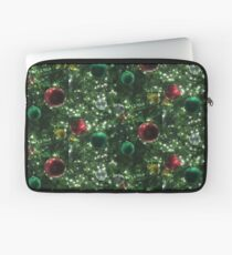 Christmas Baubles Laptop Sleeve