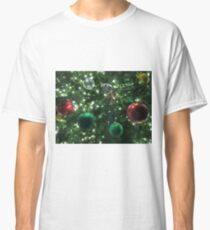 Christmas Baubles Classic T-Shirt