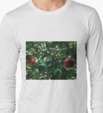 Christmas Baubles Long Sleeve T-Shirt