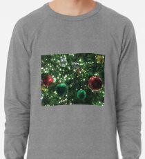 Christmas Baubles Lightweight Sweatshirt