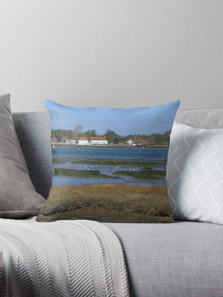 Langstone Harbour  by Sharon Perrett