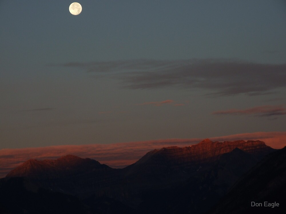 Western Sunrise by Don Eagle