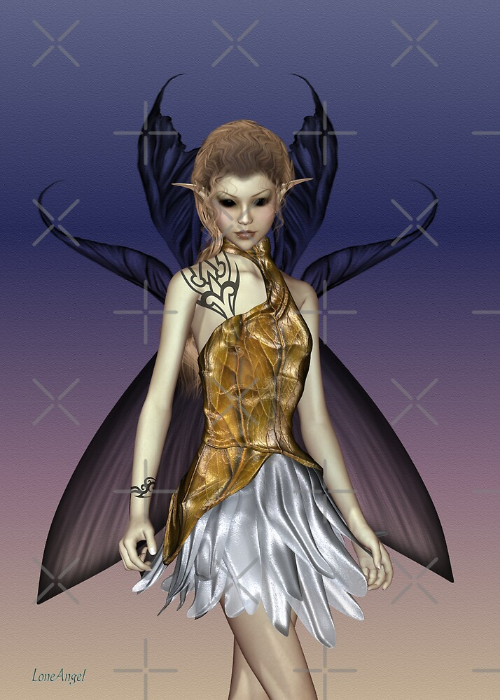 Dark Fae by LoneAngel