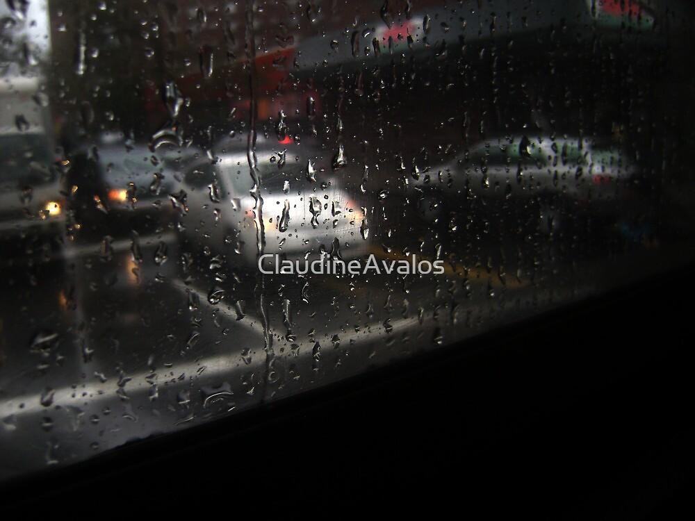 Raindrops by ClaudineAvalos