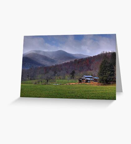 North Fork Greeting Card