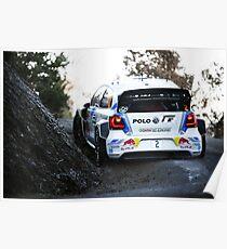 Polo WRC Poster