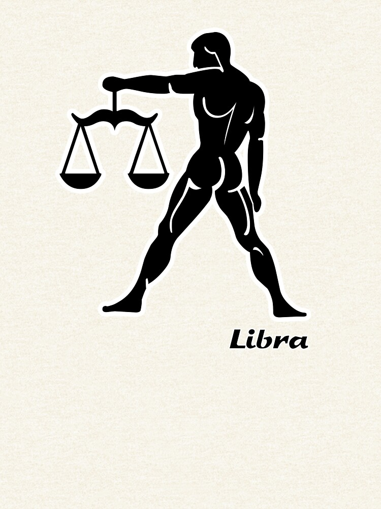 ★ Zodiac Signs: LIBRA   Pullover Hoodie