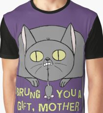 I Brung You a Gift, Mother Graphic T-Shirt