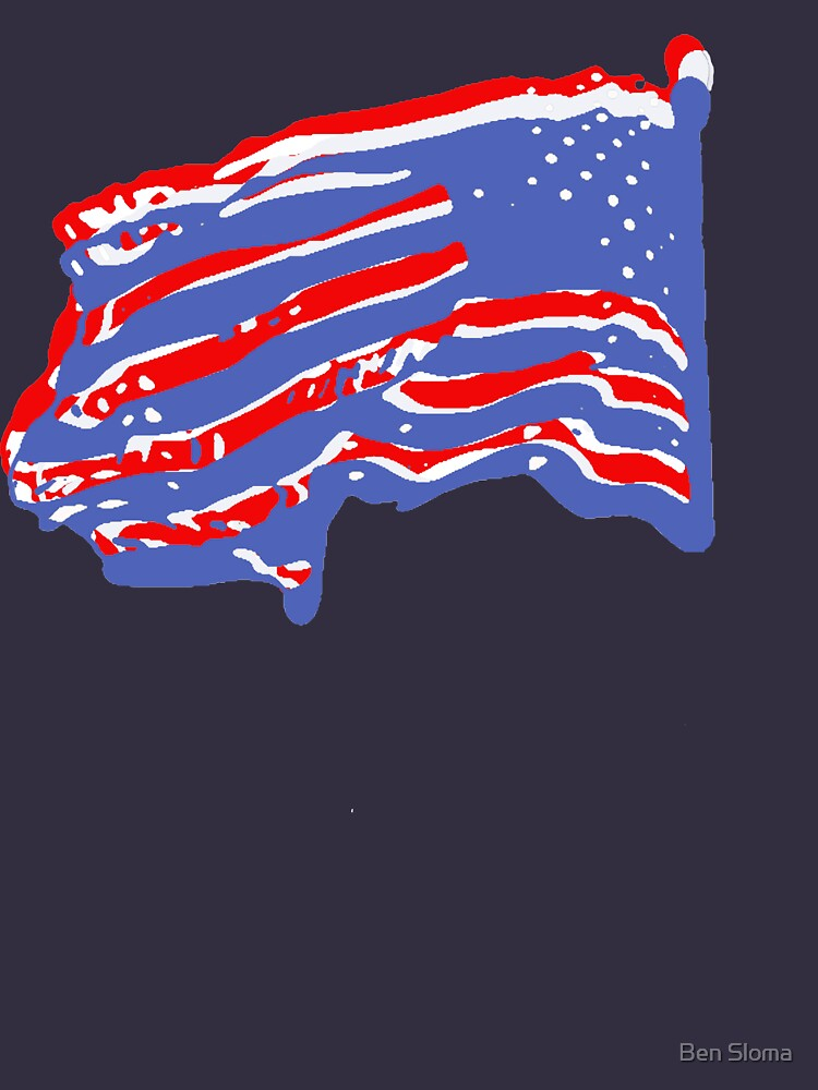 OLD GLORY by Tee-King