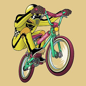 BMX PANTHER by cintrao