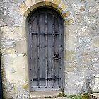 Old Church Door by Woodie