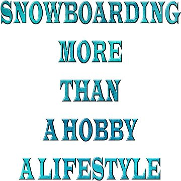 Snowboarding by ExtremDesign