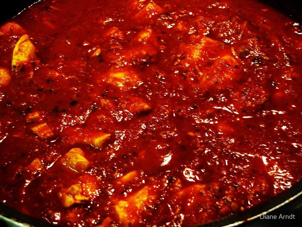 Chicken Cacciatori......simmer's by Diane Arndt