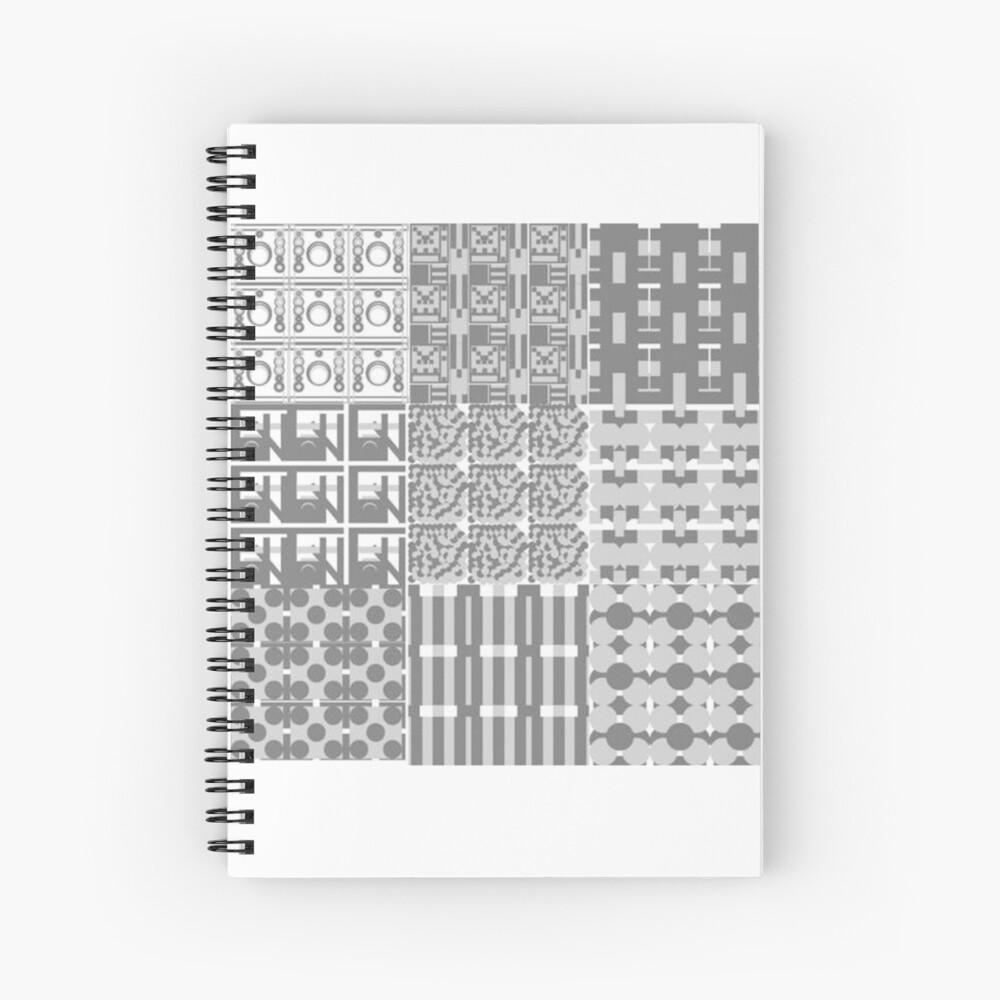 Pattern Defined Spiralblock