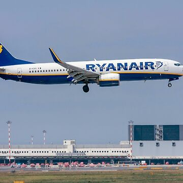 Ryanair Boeing 737-800 Next Gen, (EI-EVG ), ready for take off. at Malpensa (MXP / LIMC), Milan, Italy by PhotoStock-Isra