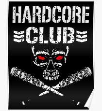 Hardcore Club Poster
