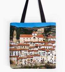Linares de Mora, Maestrazgo, Treuel, Spain Tote Bag
