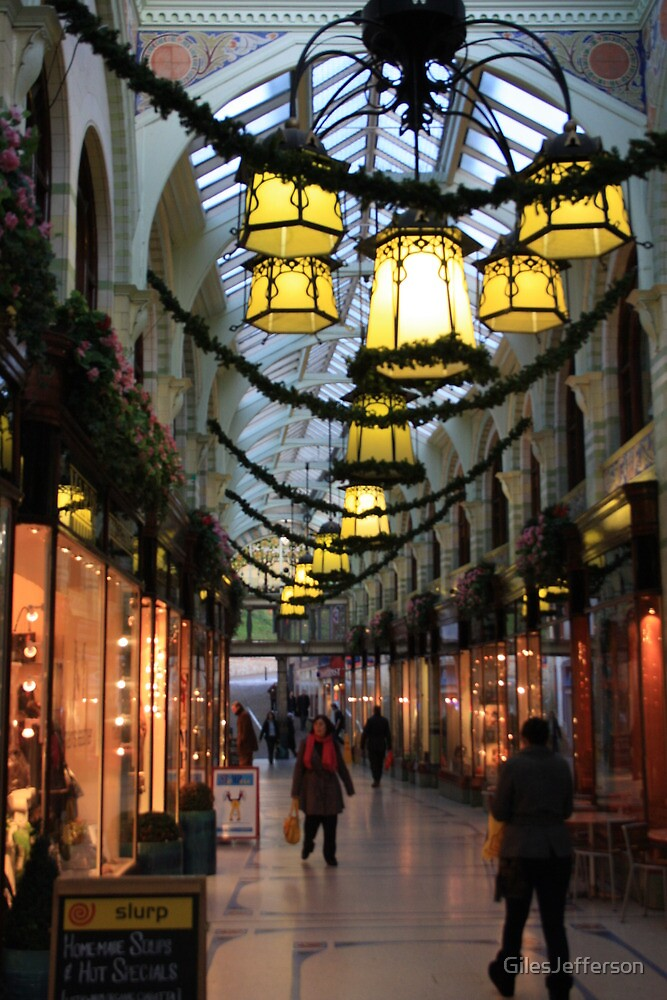 The Royal Arcade by GilesJefferson