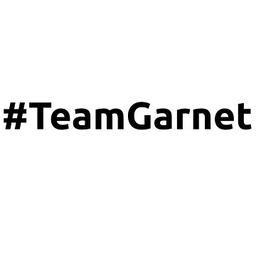 # Team Garnet by christopherda