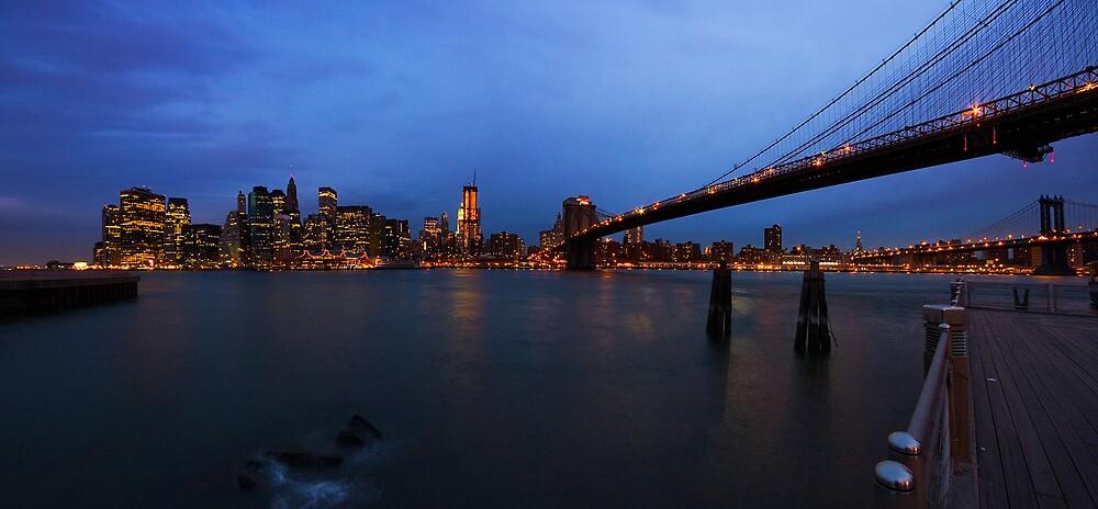 Brooklyn Bridge II by CalleHoglund