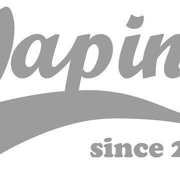Vaping Since 2018 by 2vape
