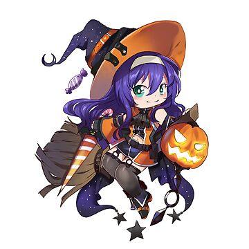 Mia Witch by yami11