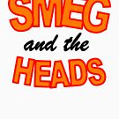 Dave Lister Smeg and the Heads by McPod