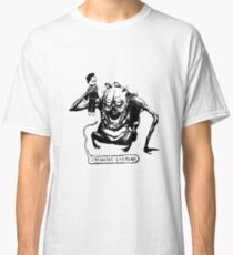 Evil Lasagna 1 Classic T-Shirt