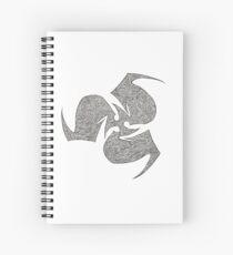 Cuaderno de espiral Triskell