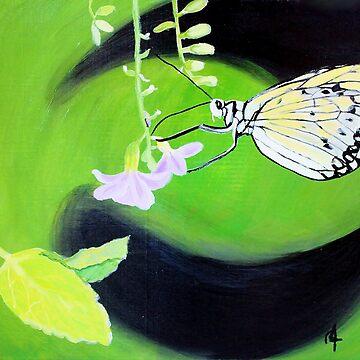 Butterfly Chillen von IvysCraftShop