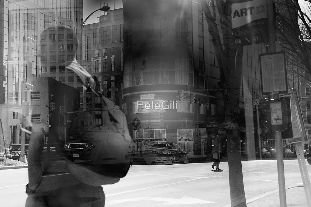 City of memory by FeleGili