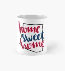 Home Sweet Home Arizona Mug