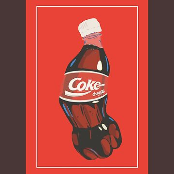 coca cola feel the curves by MimieTrouvetou