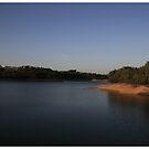 Barragem da Aguieira by Andreia Moutinho