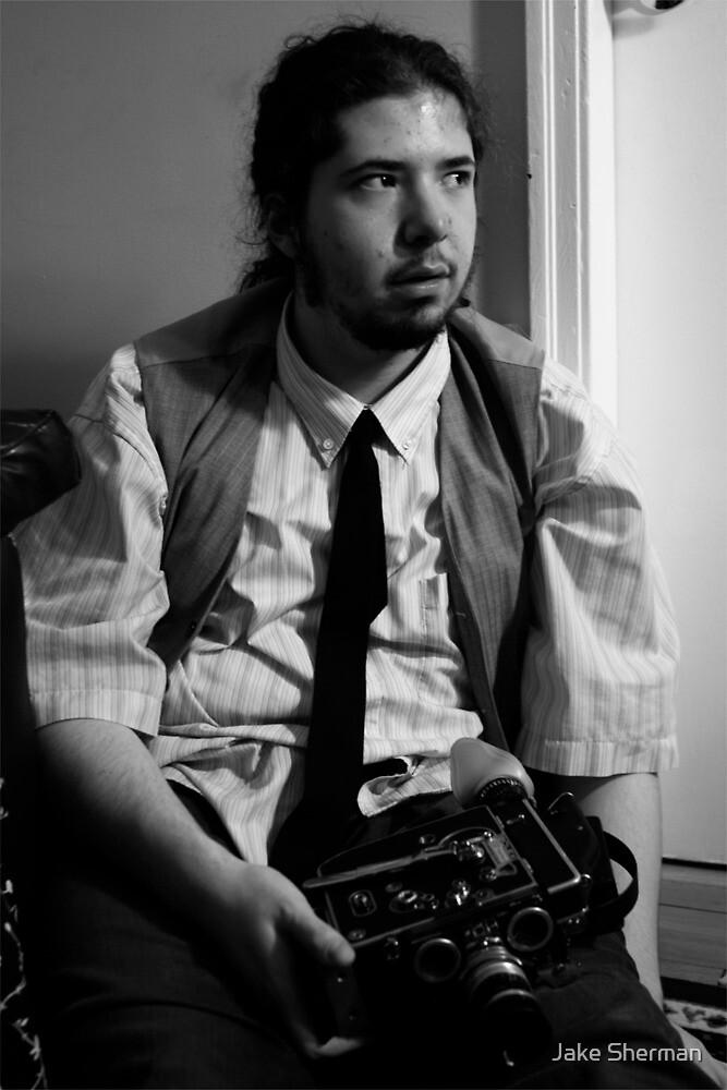 the camera man by Jake Sherman