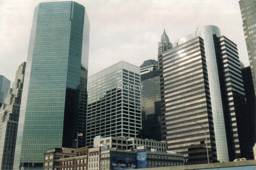 New York  by Penni