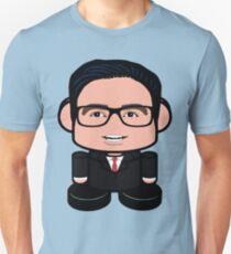 Munchkin POLITICO'BOT Toy Robot Unisex T-Shirt