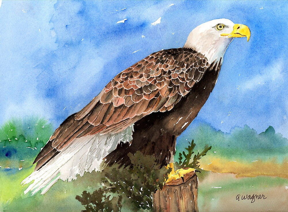 Freedom by arline wagner