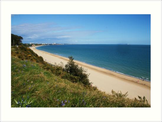 Poole Bay by RedHillDigital