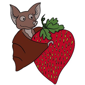 Batty De Frutas de FleurGraphics