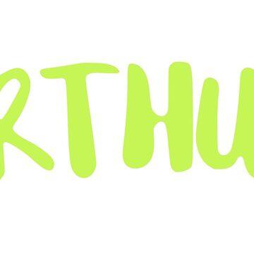 Arthur - Green by FTML