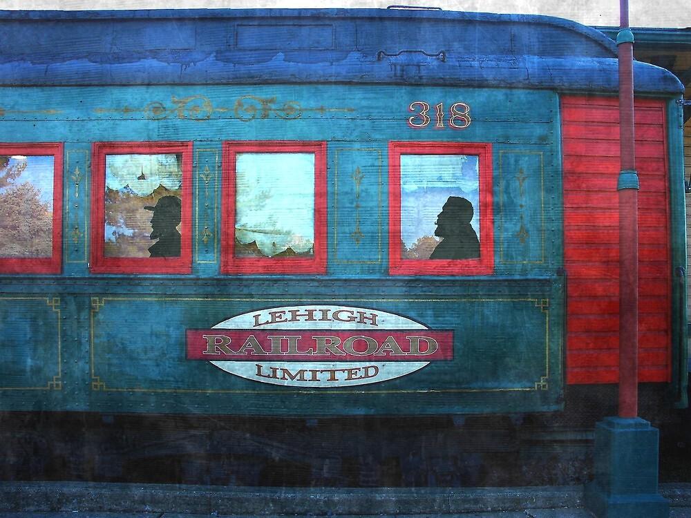 Destination unknown..... by DaveHrusecky