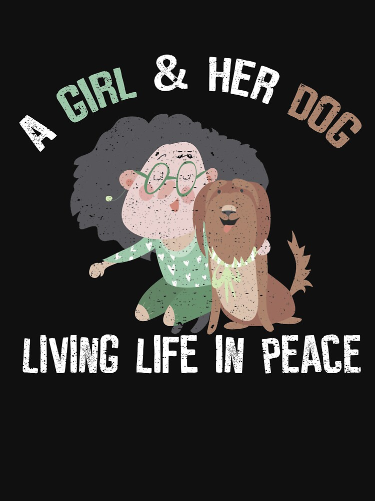 A Girl And Her Dog Life In Peace Camper Van Travel by kieranight