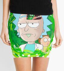 Rick and Morthy  Mini Skirt